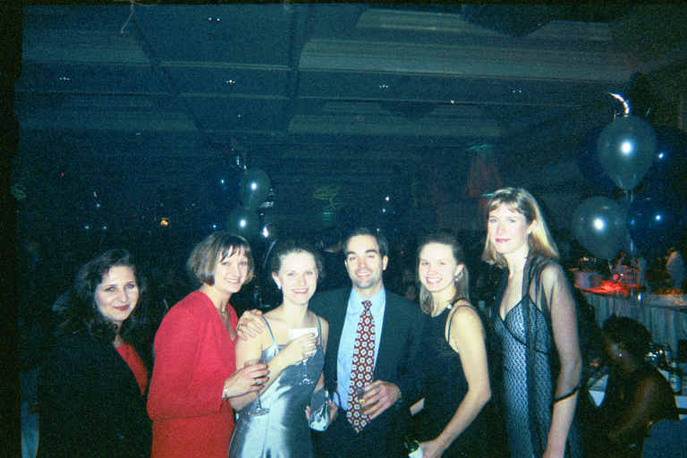 <p>Sandy, Karen, Jacqui, Paul, Kathy, and Nora!</p>